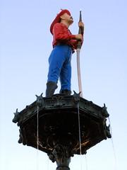 Fireman Fountain - Chattanooga, TN