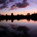 sunrise at angkor wat by hvítmávur