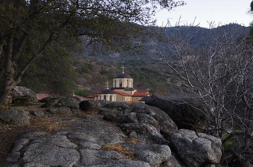 греческий женский монастырь