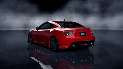 GT5 Car Pack 2 DLC - Toyota-86-GT-'12_73Rear