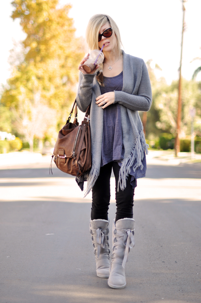 dominion boots-kooba bag-casual outfit