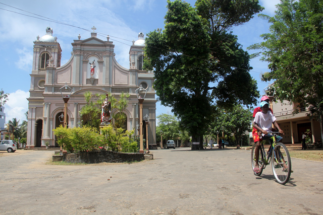 Visit to Moratuwa, Sri Lanka