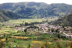 Ccorao, Andes