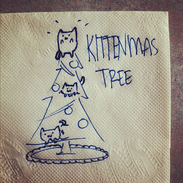 kittenmas_tree