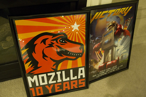 Day 348 - Framed Posters