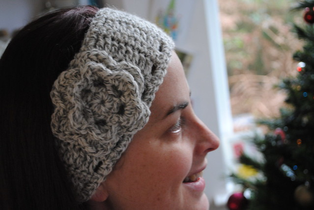 Ravelry December CAL - headband