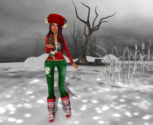 Find your Xmas Spirit by Caotica_Mai (MaY Coba)