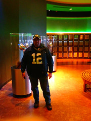 Me in the Trophy Room