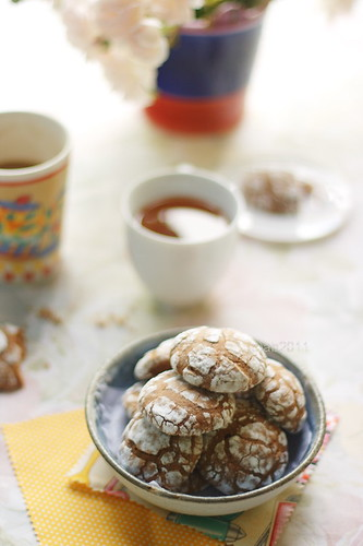 Gluten-Free Chocolate Crackle Biscuits