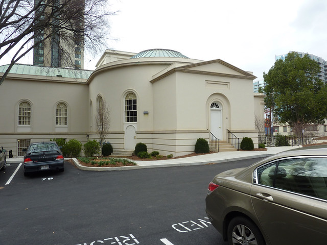 P1030159-2011-12-15-Shutze-Academy-of-Medicine-Exterior-East-Facade-Auditorium