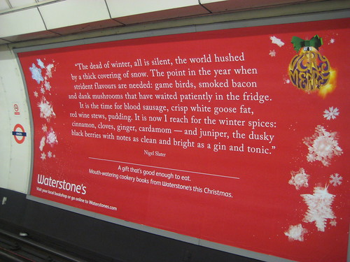 Long Copy Xmas Tube Ad