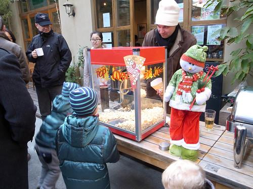 嘉善老市-聖誕市集