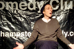 Hampstead Comedy Club Worshop Ivor by Julie70