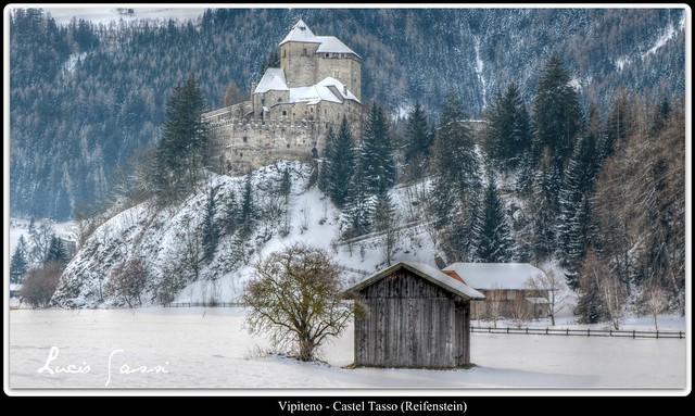 Vipiteno - Castel Tasso (Reifenstein)