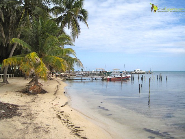 beachfront belize caye caulker