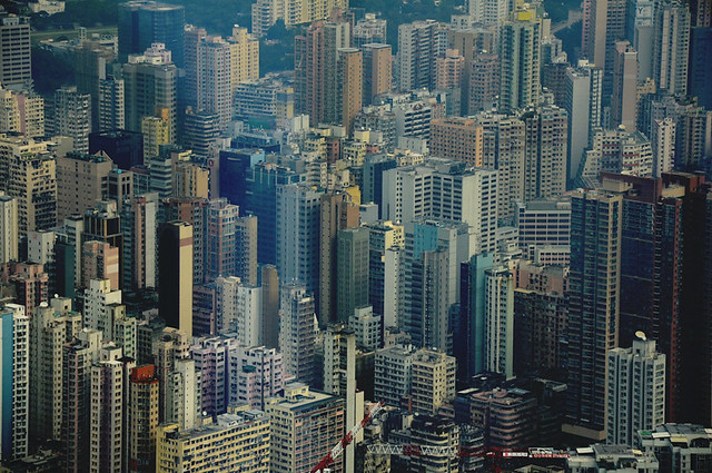 Hong Kong City from Flickr via Wylio
