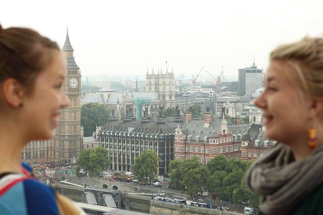 LONDON CALLING 135