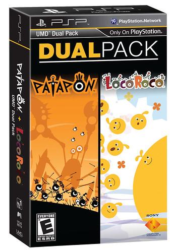 Patapon & Locoroco Dualpack