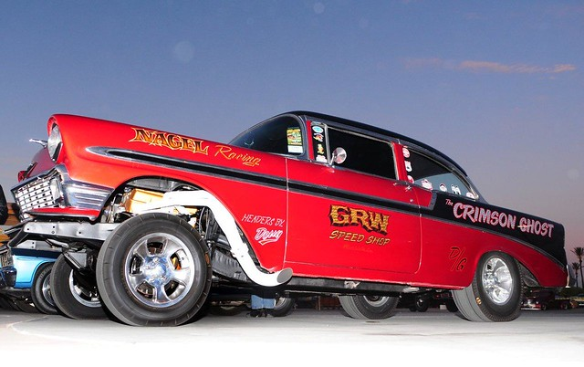 56 Chevy Gasser http://www.flickr.com/photos/9158786@N08/6544479671/