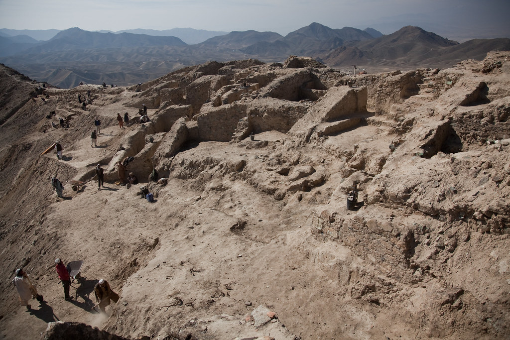 Mes Aynak archeological site