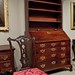 Mahogany Desk and Bookcase 1762 CE and Side Chair attributed to Nicholas Bernard and Martin Jugiez 1765-1770 CE all made in Philadelphia by mharrsch