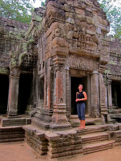 Preah Kahn at Angkor
