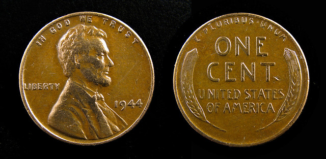 Wheat Back 1944 War Penny 0918 Flickr Photo Sharing
