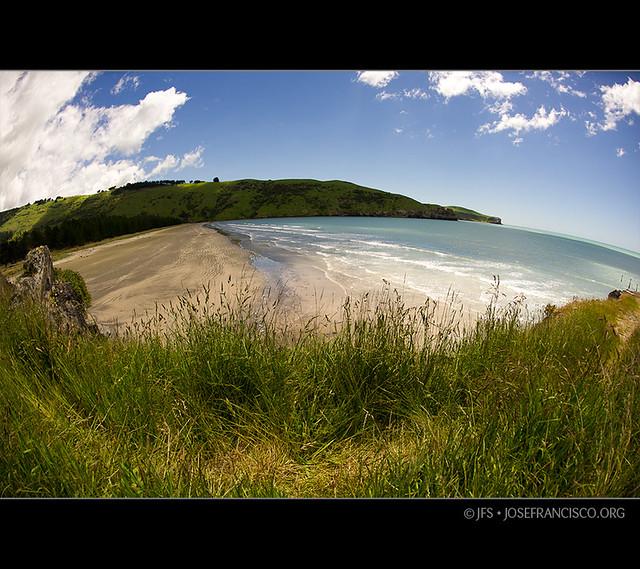 Okains Bay Beach, NZ [3280]
