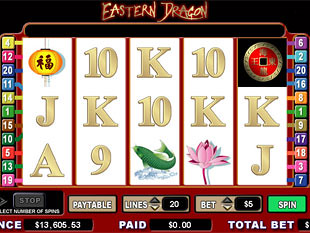 Eastern Dragon slot game online review