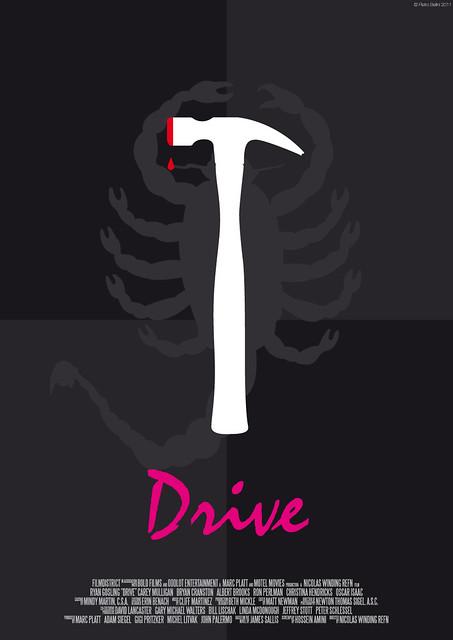 Drive [black] credits