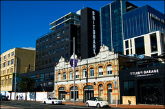 Northern Steamship Company Building in Britomart