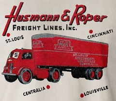Old Trucking Lines