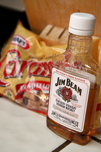 Candy and Liquor - best pie ingredients ever