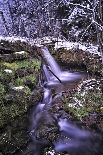 longexposure nature waterfall nikon sigma zen organic catskills yardwork catskill ndfilter delawarecounty 20mmf18 bovinany d700 nikond700