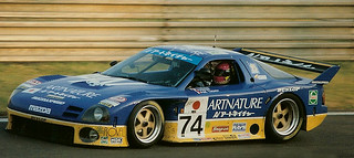 Mazda RX-7 GTO - 1994 - Le Mans 24 Hours race