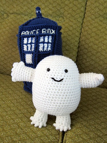 adipose and tardis for bill and chris
