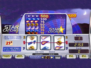 Star Catcher slot game online review