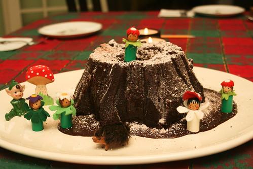 Stump de Noël