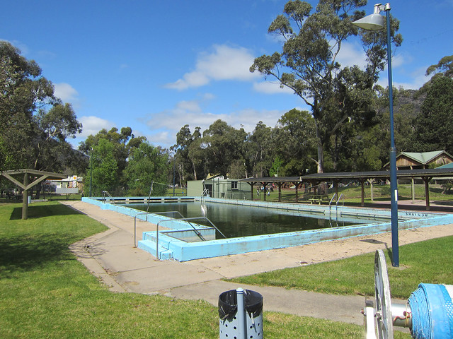 Halls Gap Swimming Pool Flickr Photo Sharing