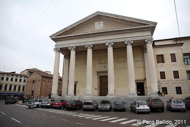 Catedral de Treviso © Paco Bellido, 2011