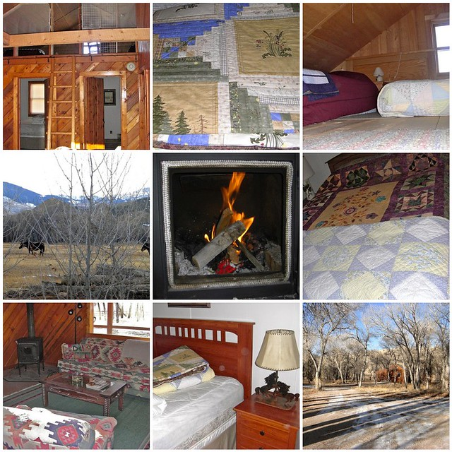 Cottonwood Cabin - Wind River Bend