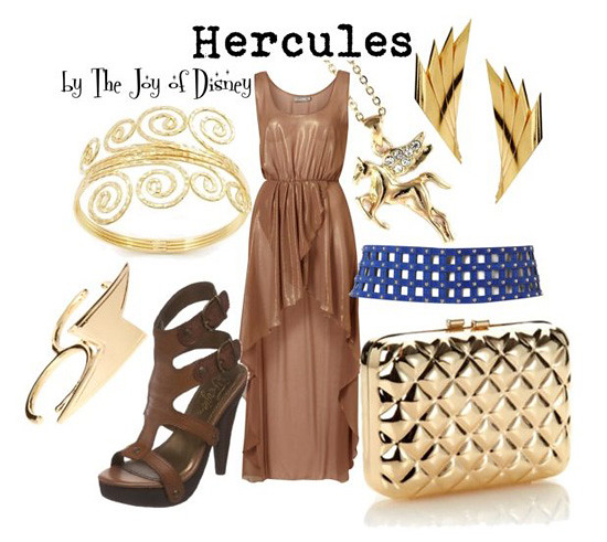 Inspired by: Hercules