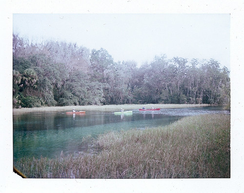 rainbow springs kayakers