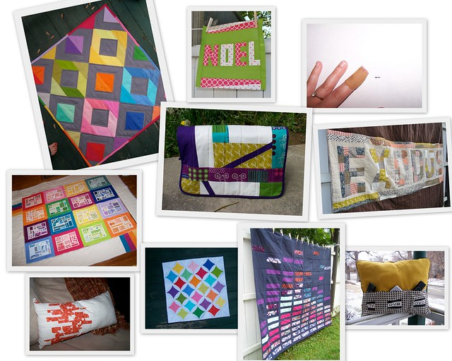 2011 Quilts + Home Sewing