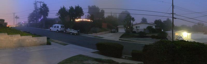 Fog Rolls In 0398-0407