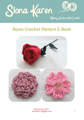 Rose E-Book Pattern