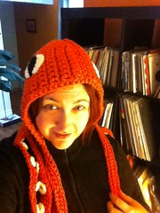 Me in a squid hat por firepile