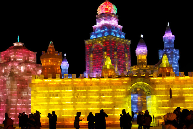 Harbin - Ice & Snow Festival 2012 #15