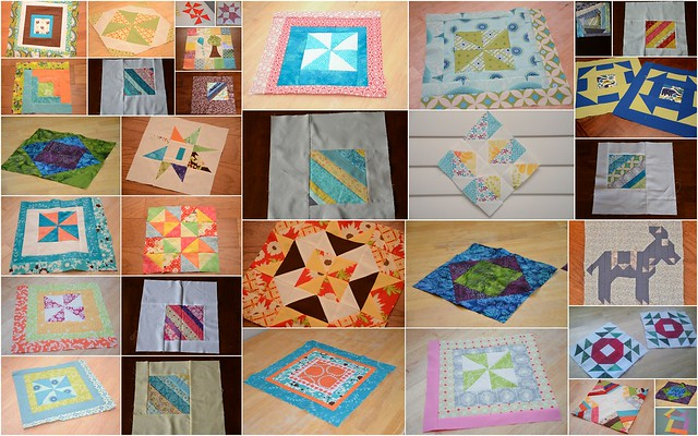 Bee Blocks 2011