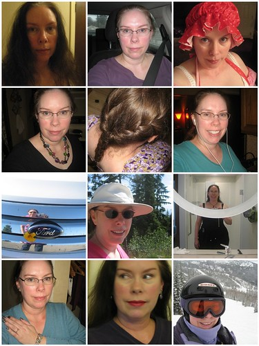 2011 Self Portrait Sampler
